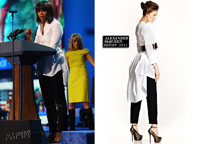 Presidential Inauguration 2013: What First Lady Michelle Obama Wore!