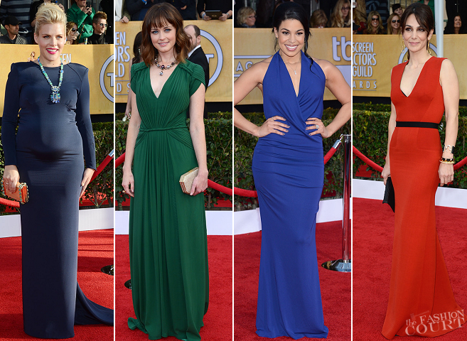 2013 SAG Awards: The Hits & Misses