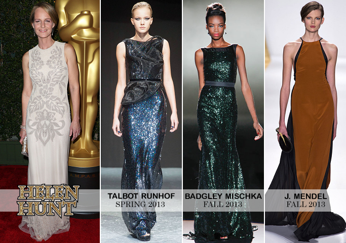 2013 OSCARS - WISH LIST