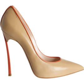 Casadei Contrast Piped Blade Pumps