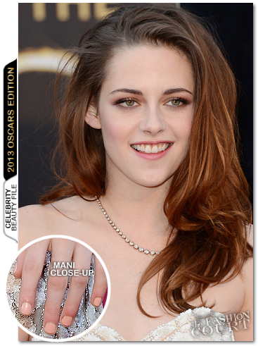 OSCARS 2013: Kristen Stewart - Get The Look!