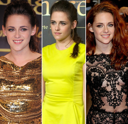 TBT: Kristen Stewart's 'Breaking Dawn: Part 2' Hair Diary