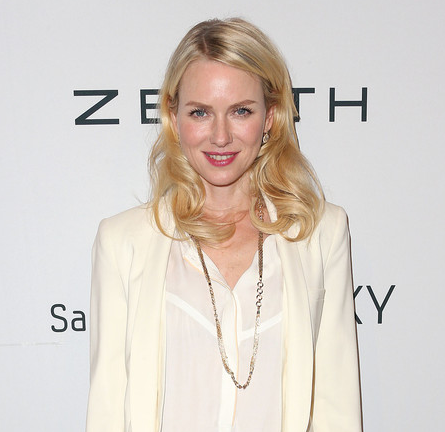 Naomi Watts in A.L.C. & Theyskens' Theory | THR Nominees' Night 2013
