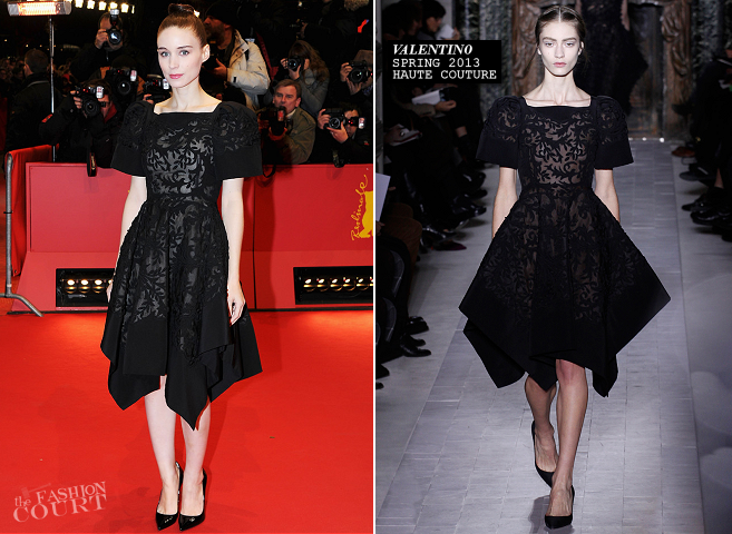 Rooney Mara in Balenciaga | 'Side Effects' Premiere - 2013 Berlinale International Film Festival