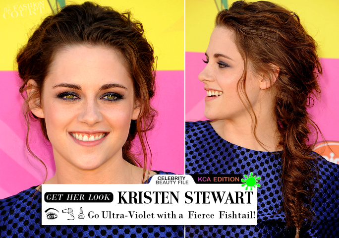 Get Kristen Stewart's Kids' Choice Awards Look!