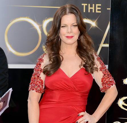 Marcia Gay Harden in David Meister | 2013 Oscars