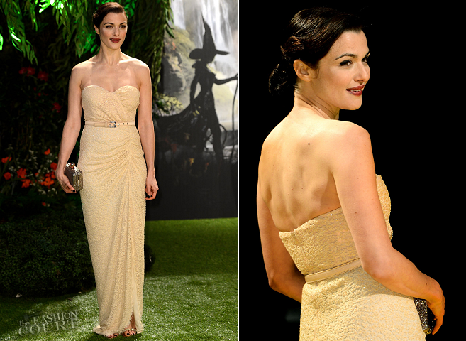 Rachel Weisz in Michael Kors | 'Oz: The Great and Powerful' London Premiere