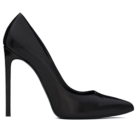 Saint Laurent Paris Classic Pointed Toe Pumps