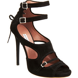 Tabitha Simmons BAILEE Suede Sandals