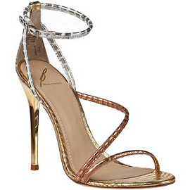 B Brian Atwood LABREA Metallic Sandals