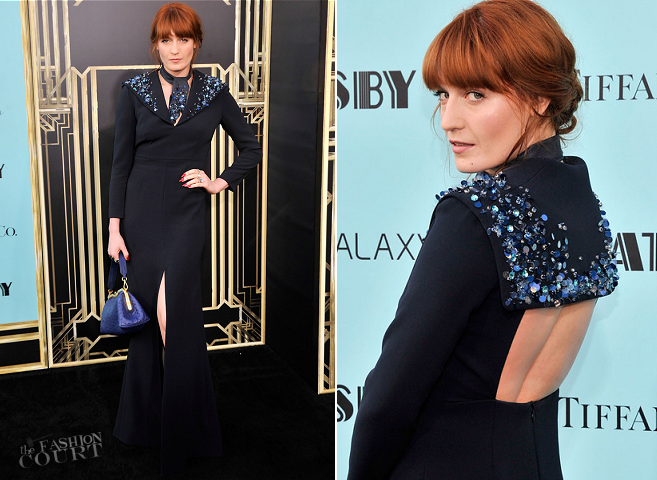 Florence Welch in Miu Miu | 'The Great Gatsby' World Premiere