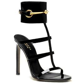 Gucci Spring 2013 URSULA Ankle Cuff Sandals