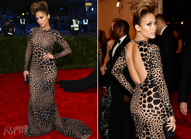 Jennifer Lopez in Michael Kors | MET Gala 2013