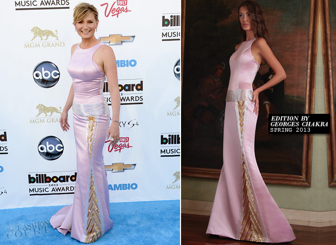 Jennifer Nettles in EDITION by Georges Chakra | 2013 Billboard Music Awards