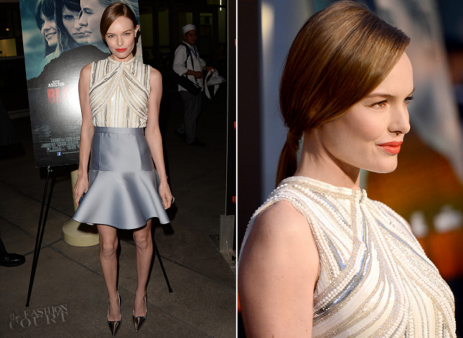 Kate Bosworth in Miu Miu | 'Black Rock' Hollywood Screening