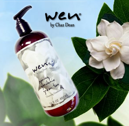Review: WEN by Chaz Dean's Spring Gardenia Green Tea Cleansing Conditioner