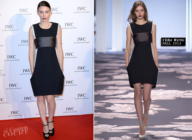 Rooney Mara in Vera Wang | 'For the Love of Cinema' Event - 2013 Cannes Film Festival