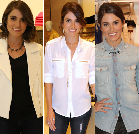 3 Looks, 3 Cities: Nikki Reed in 7 For All Mankind