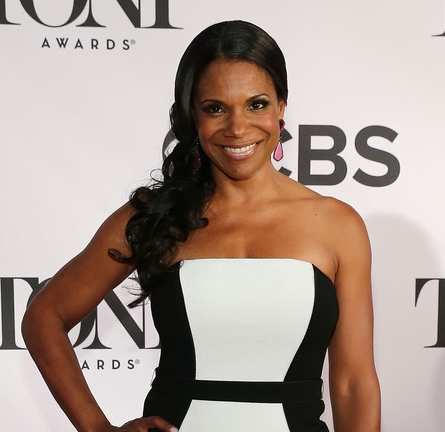 Audra McDonald in David Meister | 2013 Tony Awards