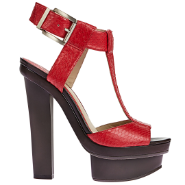 B Brian Atwood BEAUMONT Platform Sandals