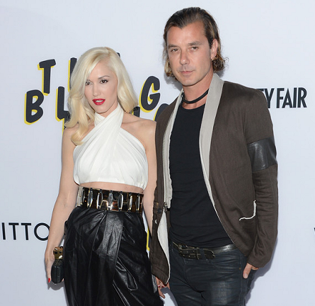 Gwen Stefani in Balmain | 'The Bling Ring' LA Premiere
