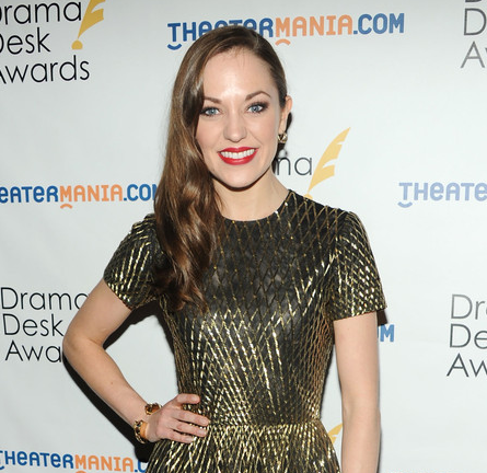 Laura Osnes in Randi Rahm | 2013 Drama Desk Awards