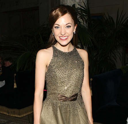 Laura Osnes in Randi Rahm | 2013 Tony Awards After Party