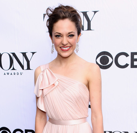 Laura Osnes in Randi Rahm | 2013 Tony Awards Eve Cocktail Party