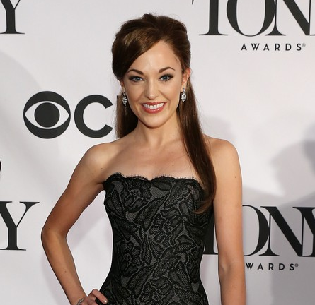 Laura Osnes in Randi Rahm | 2013 Tony Awards
