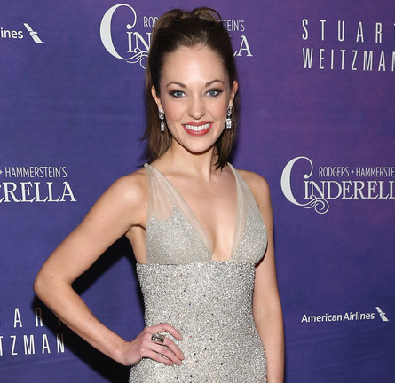 "Laura Osnes in Randi Rahm | ""Cinderella"" Broadway Opening Night"