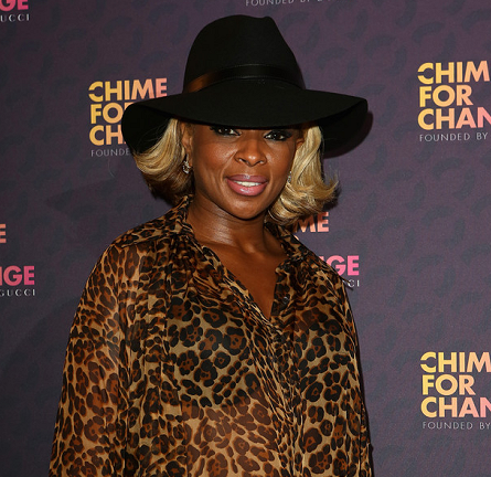 Mary J. Blige in Gucci | 'Chime For Change: The Sound Of Change Live'