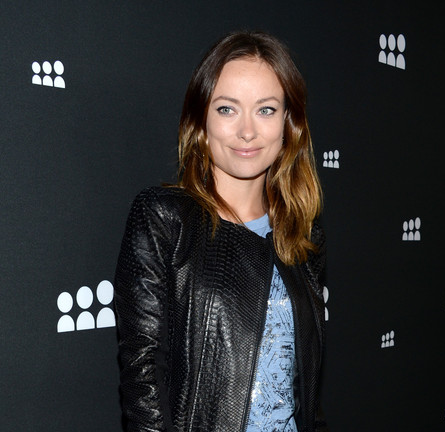 Olivia Wilde in A.L.C. & Parker | The New Myspace Launch Event