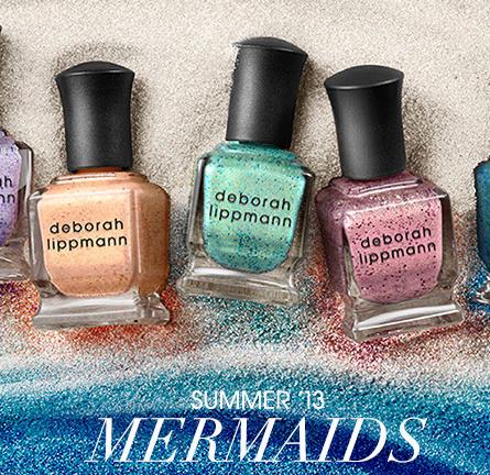 Review: Deborah Lippmann Summer 2013 'Mermaids' Collection