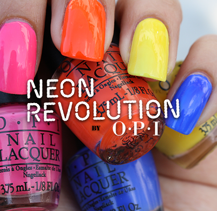 Review: OPI 'Neon Revolution' Set (Limited Edition)