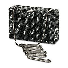 Swarovski Crystal Kiosque Clutch