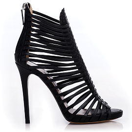 Tabitha Simmons STRIPPY Caged Sandals
