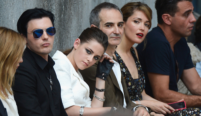 Paris Haute-Couture Fashion Week: Front Row at the Chanel Fall 2013 Show!