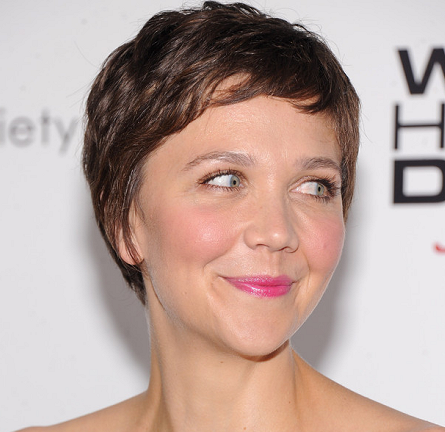 Get Maggie Gyllenhaal's Effortless Pixie Cut!