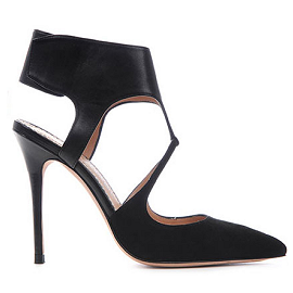Jean-Michel Cazabat 'Evengelina' Ankle Wrap Pumps