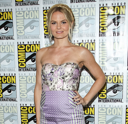 Jennifer Morrison in Philosophy | Comic-Con 2013: 'Once Upon a Time' Press Line
