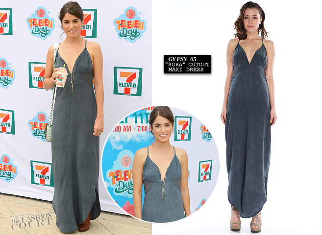 Nikki Reed in Gypsy 05 | 7-Eleven's 86th Birthday Party