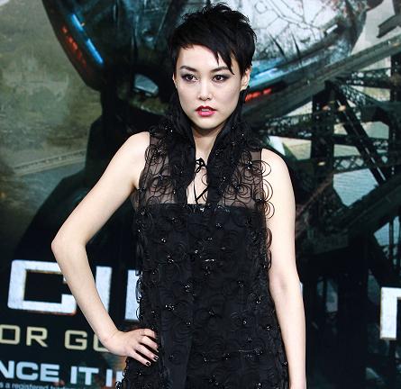Rinko Kikuchi – The Fashion Court