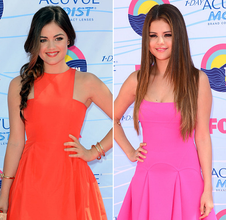 2013 Teen Choice Awards - WISH LIST