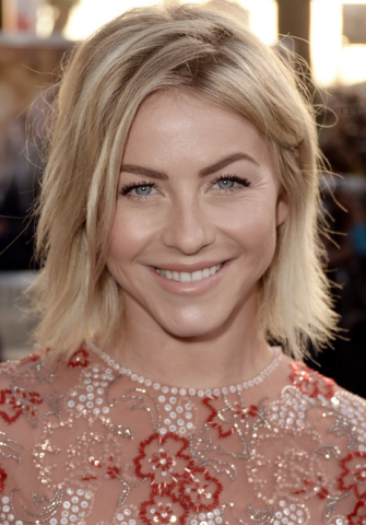 Get The Look: Julianne Hough - 'The Mortal Instruments: City of Bones' LA Premiere