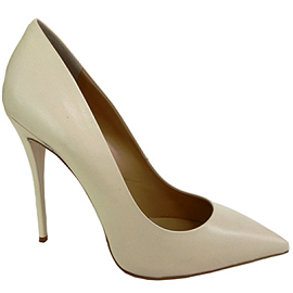 Giuseppe Zanotti Resort 2014 Leather Point-Toe Pumps