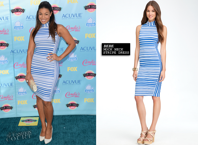 Jordin Sparks in Bebe | 2013 Teen Choice Awards