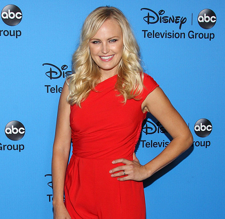 Malin Akerman in Max Mara | 2013 Disney/ABC Summer TCA Party