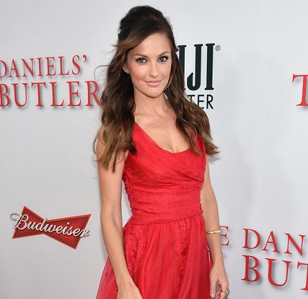 Minka Kelly in Dolce & Gabbana | 'The Butler' LA Premiere