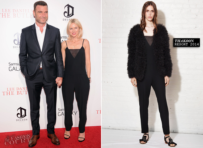 Naomi Watts in Thakoon | 'The Butler' NYC Premiere