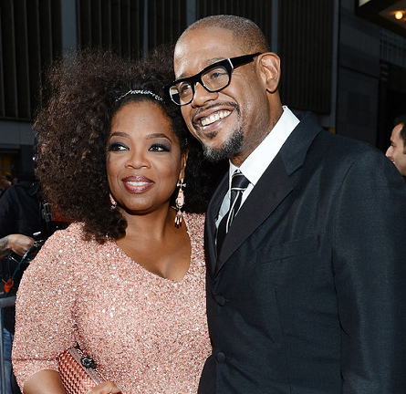 Oprah Winfrey in THEIA | 'The Butler' NYC Premiere